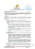 RESOLUCION SIE-047-2015-MEM INTERCONEXION AL SENI REDES CLFLT