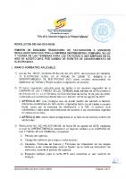 RESOLUCION SIE-048-2015-MEMI EMISION ESQUEMA TRANSITORIO FACTURACION USUARIOS EDE CLFLT AGO 2015